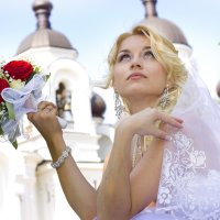 невеста :: Елена Гордей