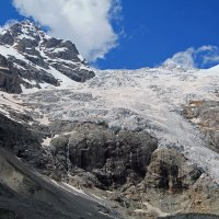 Ледник Тана :: Дмитрий Назаренко