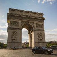 Триумфальная арка. :: Wattletree -