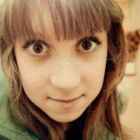 Отрытые глаза,как и душа. :: Света Кондрашова
