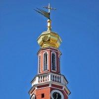 Нижний Новгород. Рождественская церковь. Колокольня. :: Павел Зюзин
