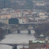 Прага. Три моста. :: Михаил