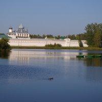 Тихвинский успенский мужской монастырь :: Павел Ольховик
