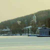 Плес зимой. :: Михаил Смуров