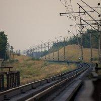 Железная дорога ... :: Svetlana Bohomol