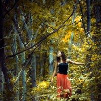 Лес :: Мария Егорычева