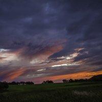 Закат перед циклоном :: Мария Егорычева