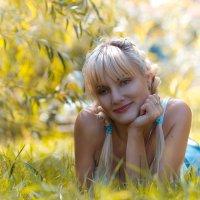 Последний летний день :: Мария Егорычева