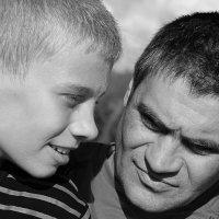 отец и сын :: Кирилл Калапов