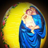 Пасхальное яйцо :: Ростислав