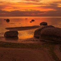 залив на закате :: Vasiliy V. Rechevskiy