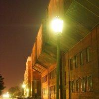 Ночь, улица, фонарь :: Alexei Mamontov