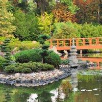 Японский сад :: Александр Матвеев
