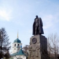 Мой город :: Tatyana Kuchina