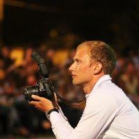 фотограф в его действии :: Анна Герасимова