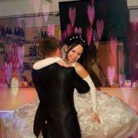 Свадебный танец :: Оленька Юрьевна