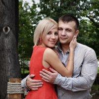 Вика и Паша :: Кристина Баран