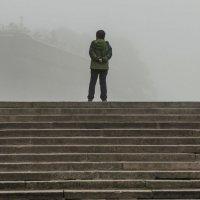 турист из Китая :: Сергей Комолов