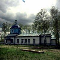 деревянные церкви руси ... :: Роман Шершнев