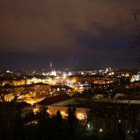 Прага. Ночь. :: Михаил