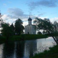 Храм Покрова на Нерли :: Елена Рубцова