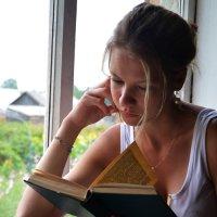 Чтение :: Виктория Хромова