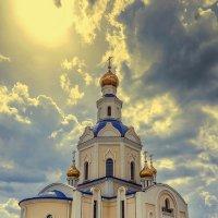 Храм Архангела Гавриила :: Игорь Сарапулов