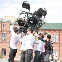Сцена из спектакля. :: Dmitry Doronin