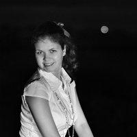 Лунная :: Женя Рыжов