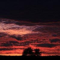 деревенский закат :: Irina Osetrova