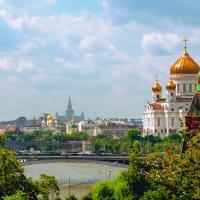 Москва :: Наталья Дороднова