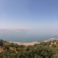 Галилейское море :: Михаил Барамович