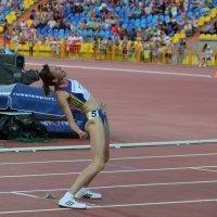 Легкая атлетика. День 5 :: Павел Железняк