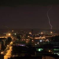 Грозовая ночь :: Валерий Павлов