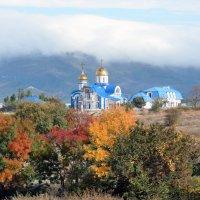 Храм Новомучеников Российских :: Константин Николаенко