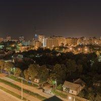 Ночной Минск. :: PAZITIF (Сергей) Н