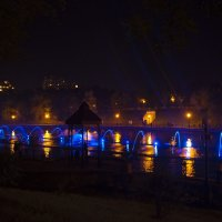 Ночь в Хабаровске. :: Виктор Твердун