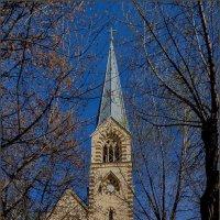 Евангелическо-лютеранский Кафедральный собор Святых Петра и Павла в Москве :: Наталья Rosenwasser