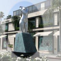 Одним словом - Beverly Hills :: Яков Геллер