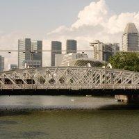 Сингапур. Белое на белом :: Елена Мищенко