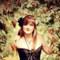 Осень :: Дина Белозерова
