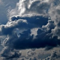 Необычное облако :: Павел Зюзин