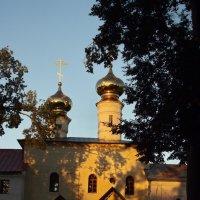 церковь Вознесения :: Сергей Кочнев