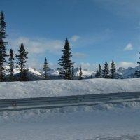 Зимой в горах :: Ольга Иргит