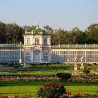 Большая оранжерея и французский парк :: Надежда Лаптева