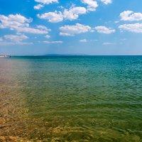 Цвет моря... :: Елена Васильева