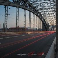 Большеохтинский мост. Санкт-Петербург :: Farid Almukhametov