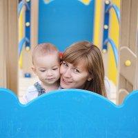 Мама и сын :: Ксения Барзенка