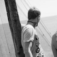 ...на море была качка... :: Максим Иващенко