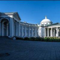 Странноприимный дом графа Н.П.Шереметева. 1810 :: Наталья Rosenwasser